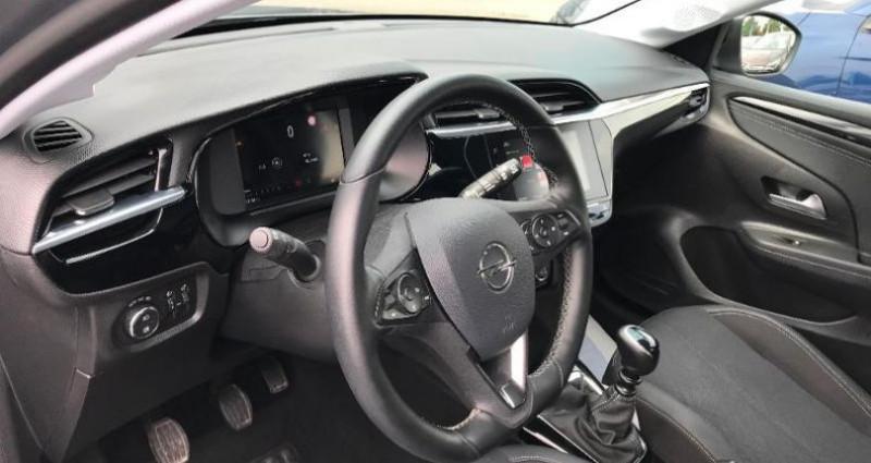 Opel Corsa 1.2 Turbo 100ch Elegance Gris occasion à vert-saint-denis - photo n°6