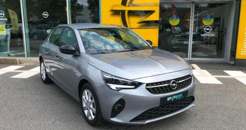 Opel Corsa 1.2 Turbo 100ch Elegance Gris occasion à vert-saint-denis