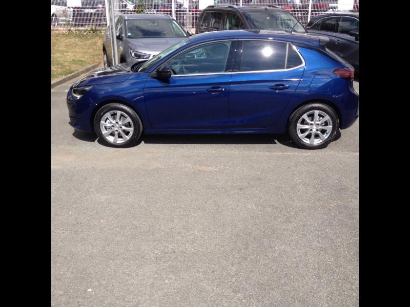 Opel Corsa 1.2 Turbo 100ch Elegance Bleu occasion à Vert-Saint-Denis - photo n°4