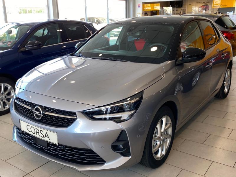 Opel Corsa 1.2 Turbo 100ch GS Line Gris occasion à Varennes-sur-Seine