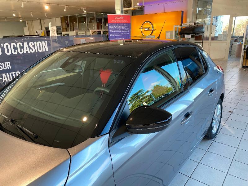 Opel Corsa 1.2 Turbo 100ch GS Line Gris occasion à Meaux - photo n°20
