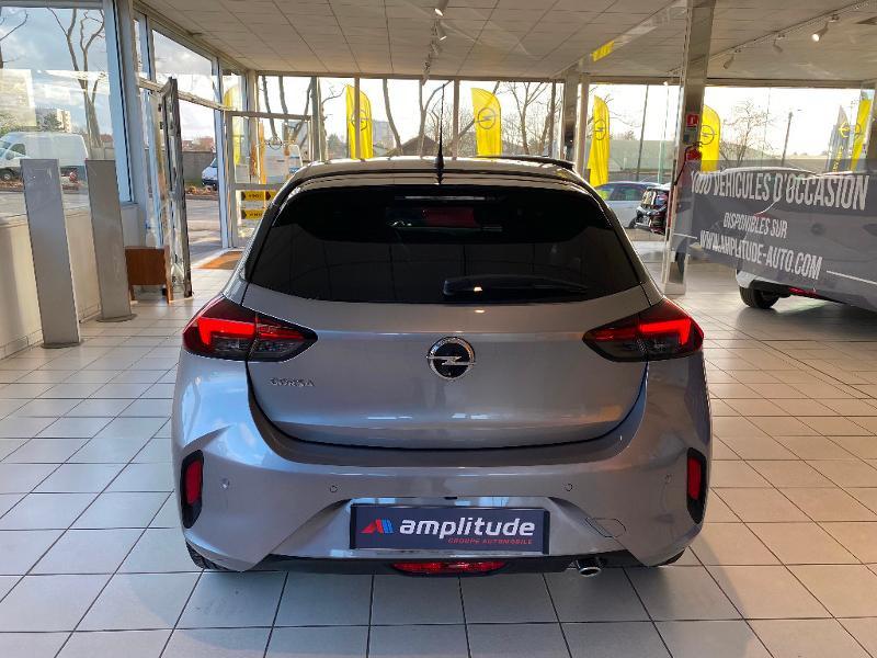 Opel Corsa 1.2 Turbo 100ch GS Line Gris occasion à Meaux - photo n°7