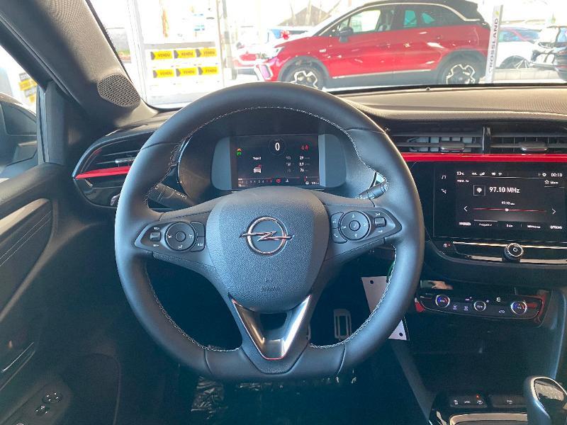 Opel Corsa 1.2 Turbo 100ch GS Line Gris occasion à Meaux - photo n°10
