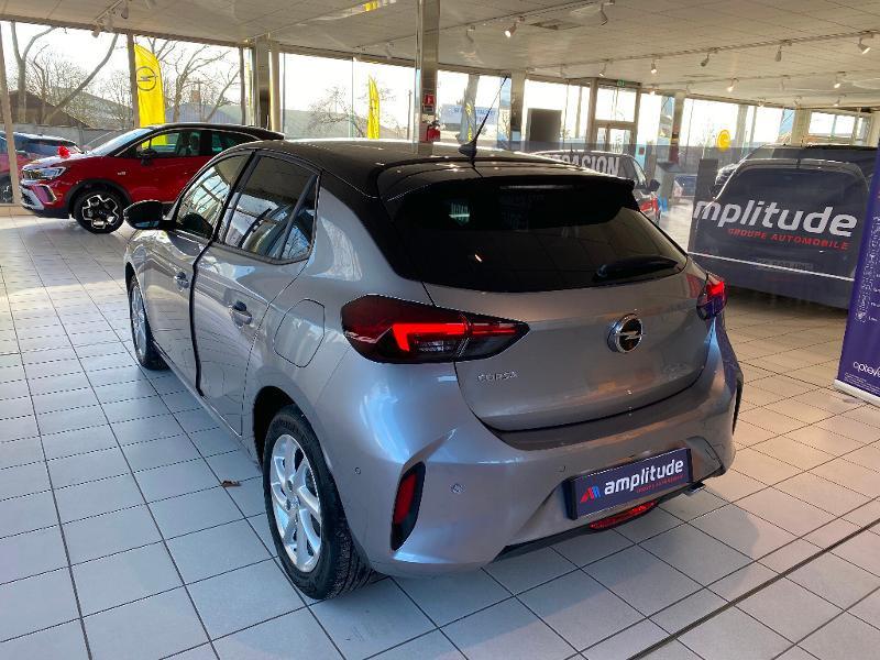 Opel Corsa 1.2 Turbo 100ch GS Line Gris occasion à Meaux - photo n°8