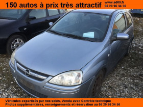 Opel Corsa Gris, garage VOITURE PAS CHERE RHONE ALPES à Saint-Bonnet-de-Mure