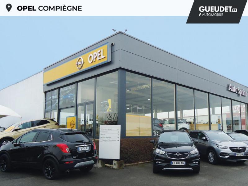 Opel Corsa 1.3 CDTI 95ch ecoFLEX Edition Start/Stop 5p Gris occasion à Compiègne - photo n°15