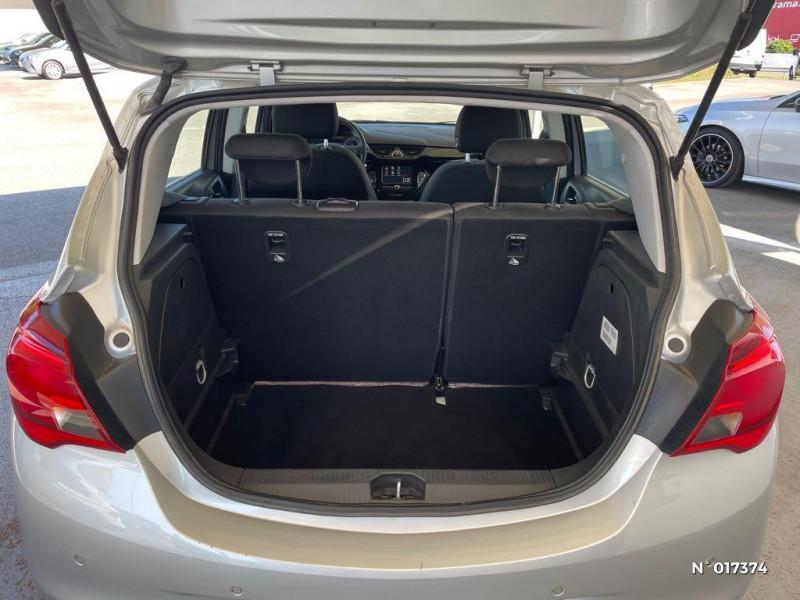 Opel Corsa 1.3 CDTI 95ch ecoFLEX Edition Start/Stop 5p Gris occasion à Compiègne - photo n°14