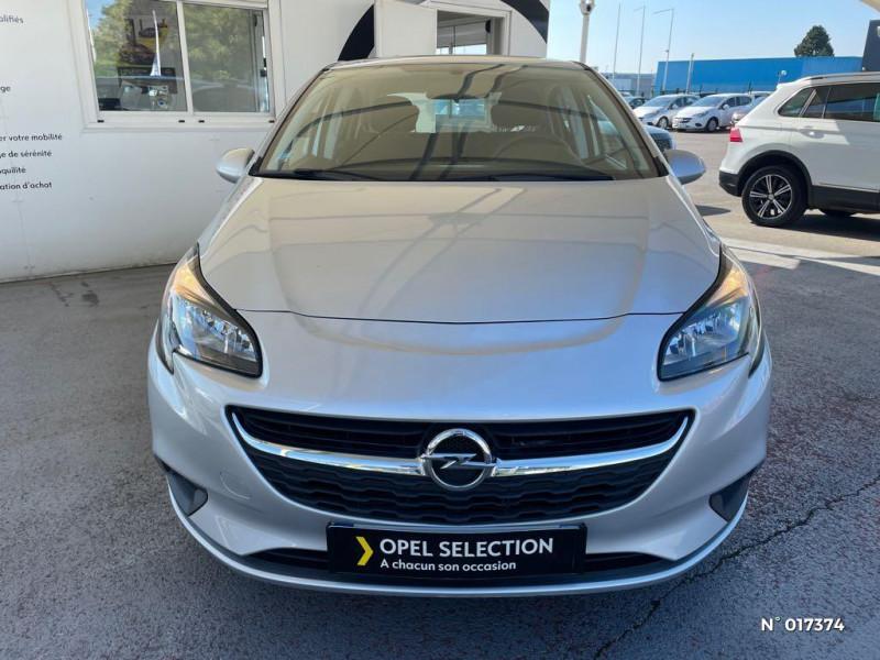 Opel Corsa 1.3 CDTI 95ch ecoFLEX Edition Start/Stop 5p Gris occasion à Compiègne - photo n°2