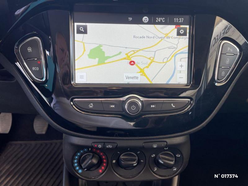 Opel Corsa 1.3 CDTI 95ch ecoFLEX Edition Start/Stop 5p Gris occasion à Compiègne - photo n°11