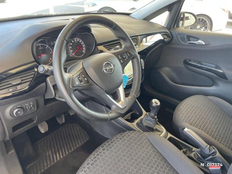 Opel Corsa 1.3 CDTI 95ch ecoFLEX Edition Start/Stop 5p Gris occasion à Compiègne - photo n°10