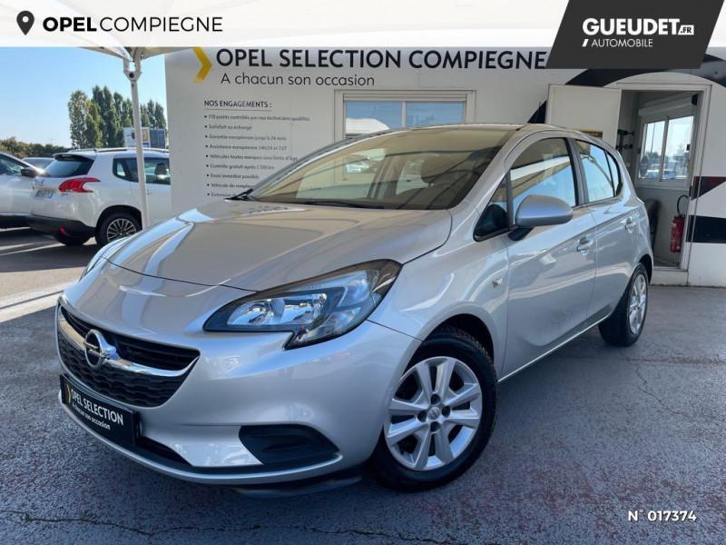 Opel Corsa 1.3 CDTI 95ch ecoFLEX Edition Start/Stop 5p Gris occasion à Compiègne