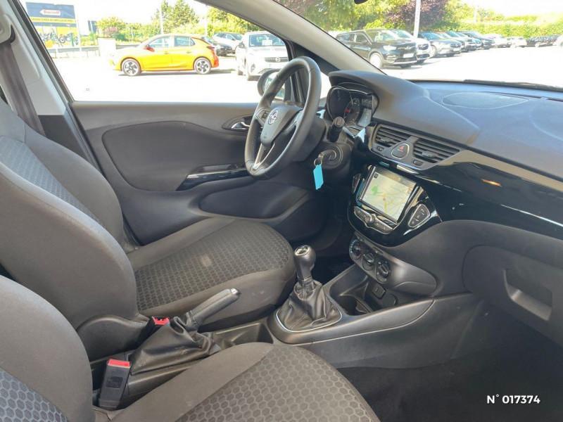 Opel Corsa 1.3 CDTI 95ch ecoFLEX Edition Start/Stop 5p Gris occasion à Compiègne - photo n°4
