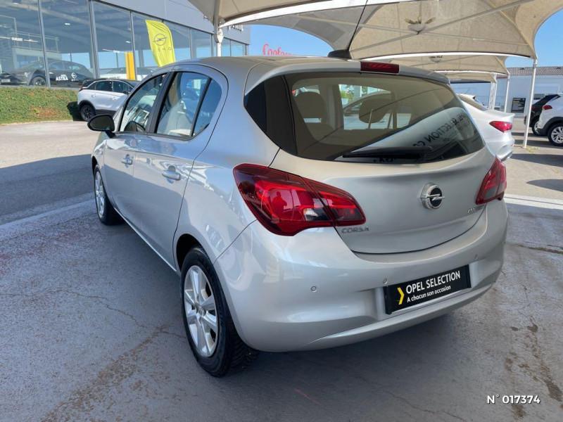 Opel Corsa 1.3 CDTI 95ch ecoFLEX Edition Start/Stop 5p Gris occasion à Compiègne - photo n°6