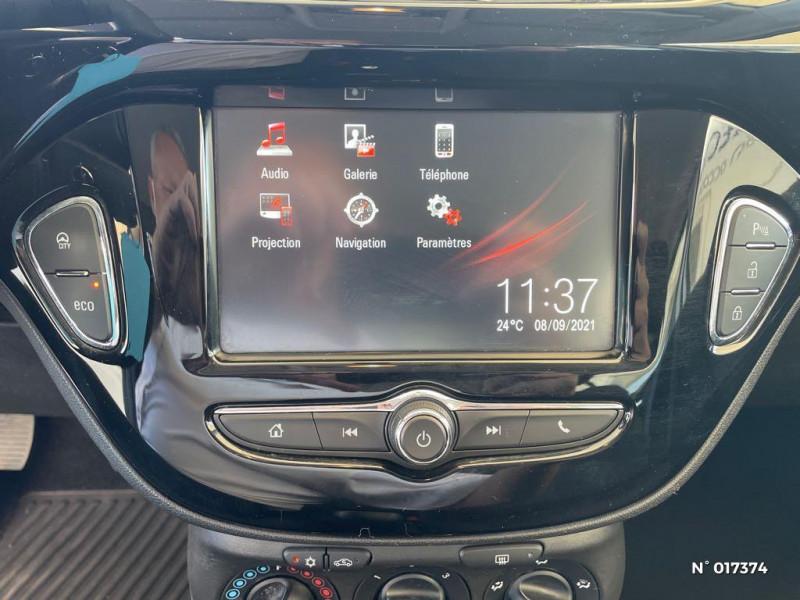 Opel Corsa 1.3 CDTI 95ch ecoFLEX Edition Start/Stop 5p Gris occasion à Compiègne - photo n°13