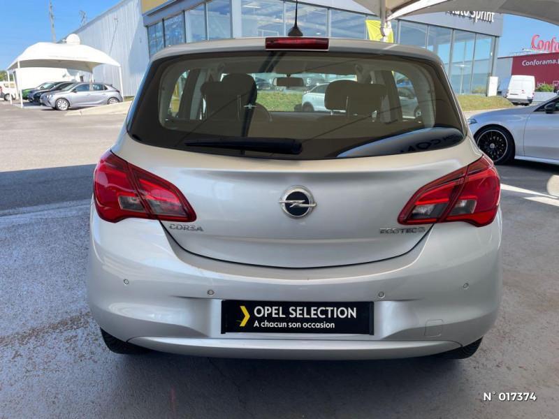 Opel Corsa 1.3 CDTI 95ch ecoFLEX Edition Start/Stop 5p Gris occasion à Compiègne - photo n°3