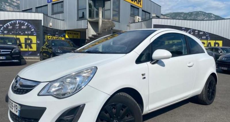 Opel Corsa 1.3 CDTI75 FAP 150EME ANNIVERSAIRE 3P Blanc occasion à VOREPPE