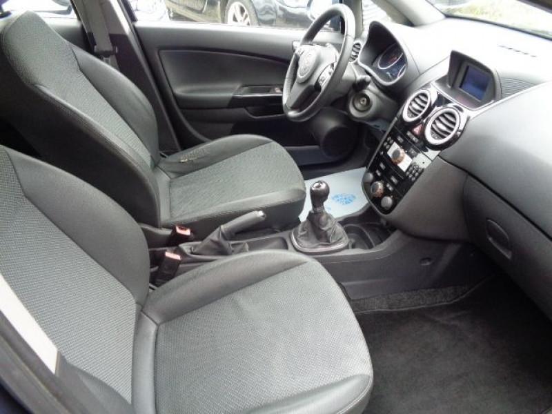 Opel Corsa 1.3 CDTI90 COSMO 5P Bleu occasion à Aucamville - photo n°4