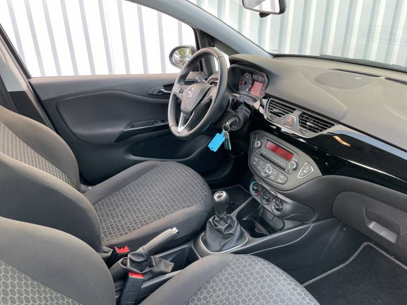 Opel Corsa 1.4 90 ch Edition Gris occasion à Libourne - photo n°9
