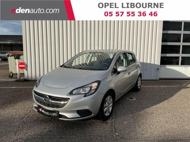 Opel Corsa 1.4 90 ch Enjoy Gris occasion à Libourne