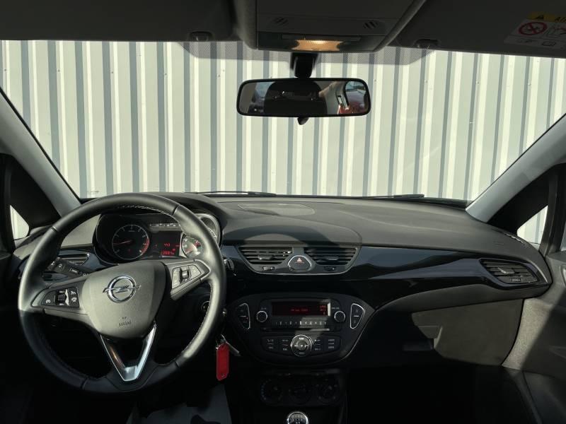 Opel Corsa 1.4 90 ch Enjoy Gris occasion à Libourne - photo n°8