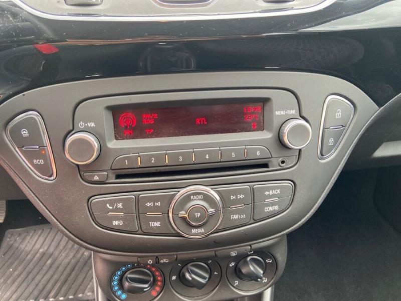 Opel Corsa 1.4 90 ENJOY CLIM Bluetooth JA 15 Gris occasion à Toulouse - photo n°13
