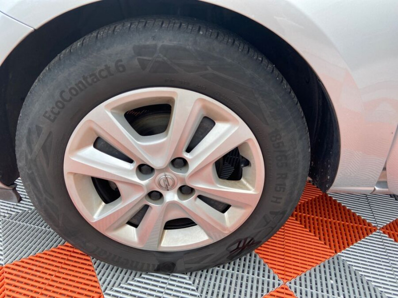 Opel Corsa 1.4 90 ENJOY CLIM Bluetooth JA 15 Gris occasion à Toulouse - photo n°17