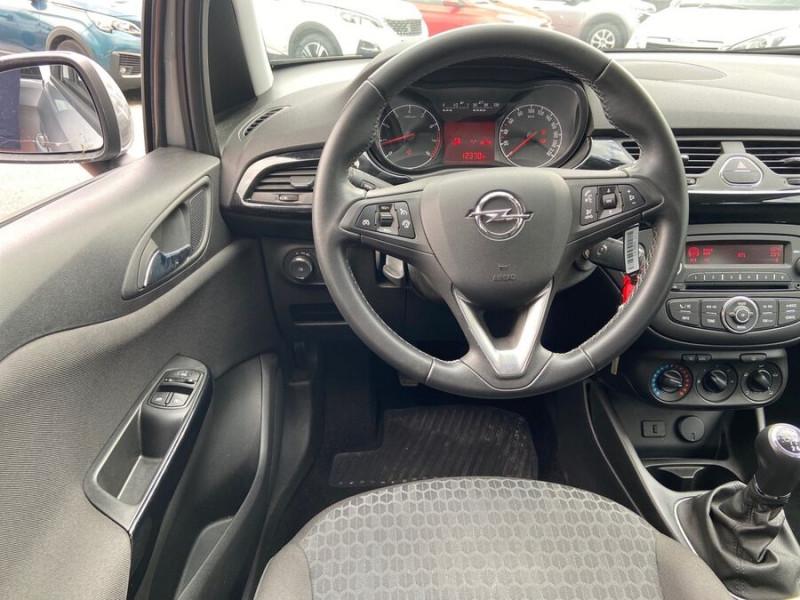 Opel Corsa 1.4 90 ENJOY CLIM Bluetooth JA 15 Gris occasion à Toulouse - photo n°11