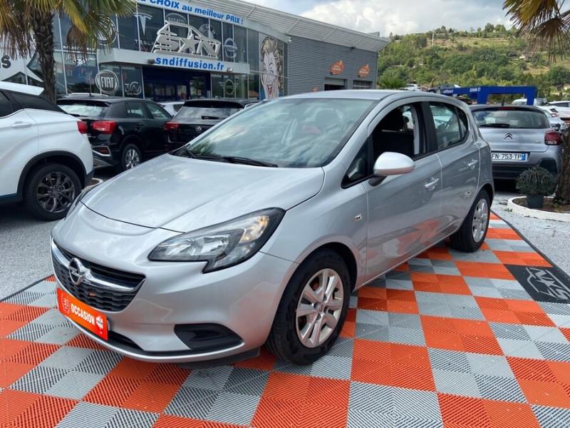 Opel Corsa 1.4 90 ENJOY CLIM Bluetooth JA 15 Gris occasion à Toulouse