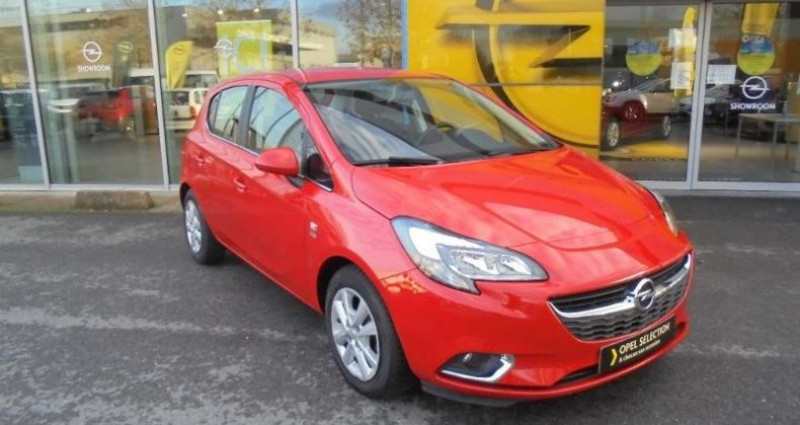 Opel Corsa 1.4 90ch Design 120 ans Start/Stop 5p Rouge occasion à vert-saint-denis