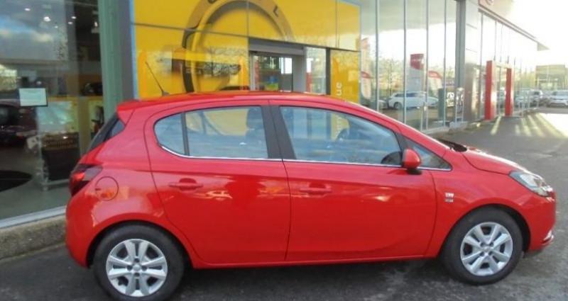 Opel Corsa 1.4 90ch Design 120 ans Start/Stop 5p Rouge occasion à vert-saint-denis - photo n°6
