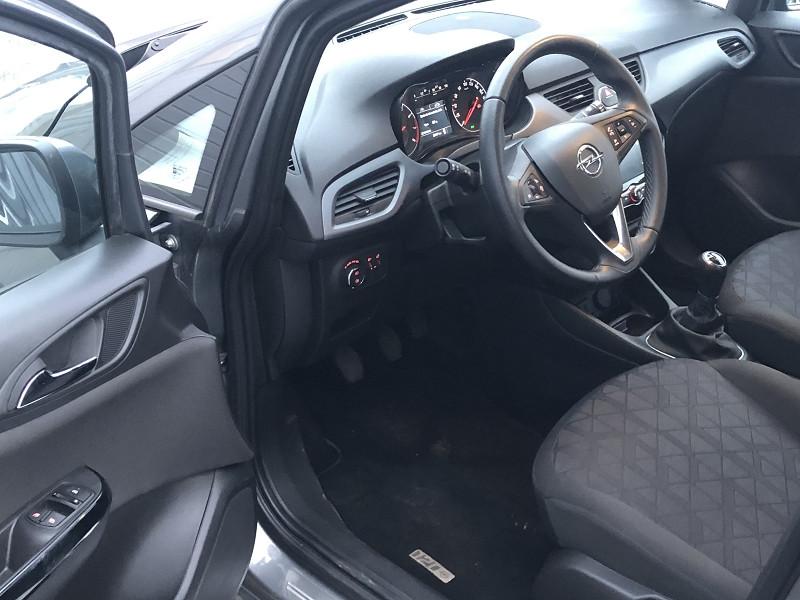 Opel Corsa 1.4 90CH DESIGN 120 ANS START/STOP 5P Gris occasion à Onet-le-Château - photo n°9