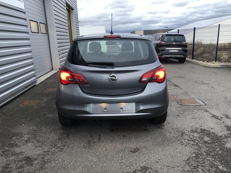 Opel Corsa 1.4 90CH DESIGN 120 ANS START/STOP 5P Gris occasion à Onet-le-Château - photo n°4