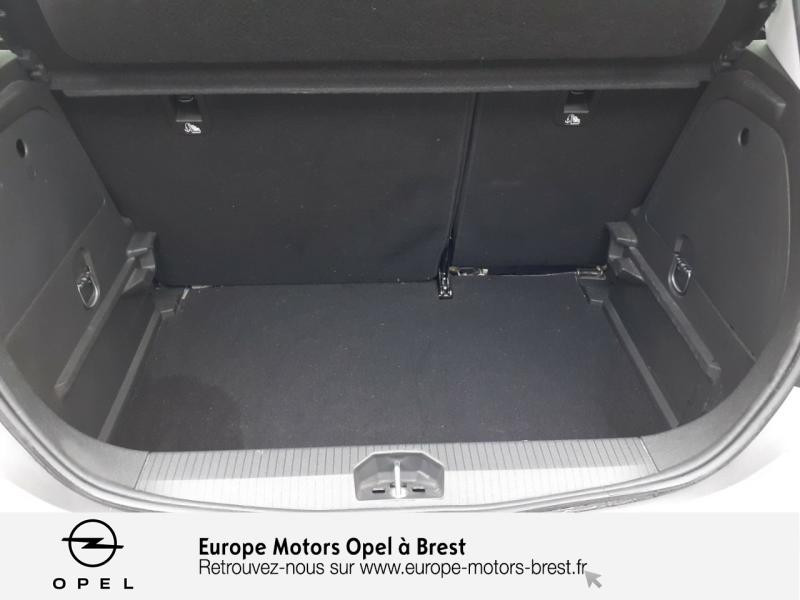 Opel Corsa 1.4 90ch Design Edition Start/Stop 3p Gris occasion à Brest - photo n°6