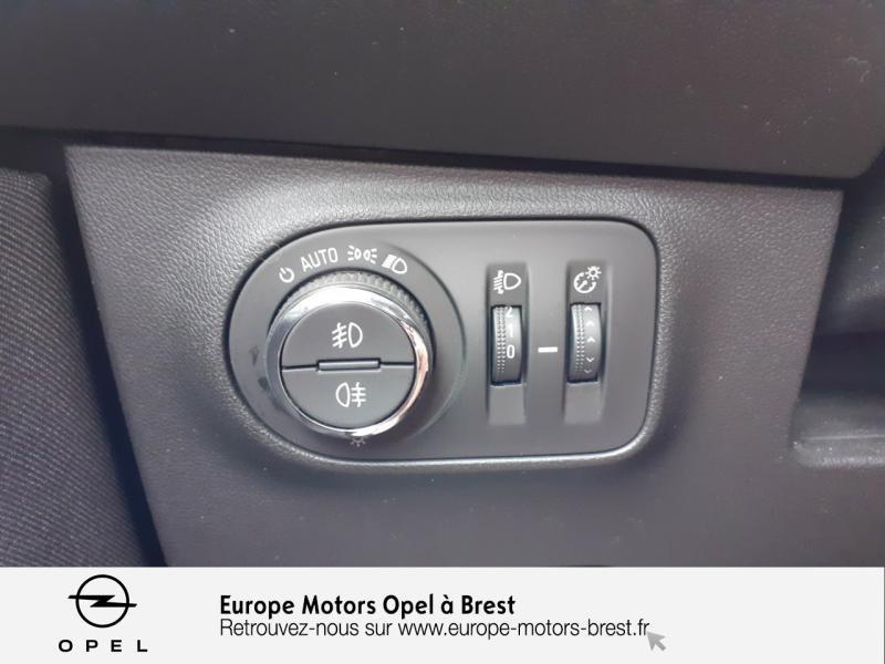 Opel Corsa 1.4 90ch Design Edition Start/Stop 3p Gris occasion à Brest - photo n°16