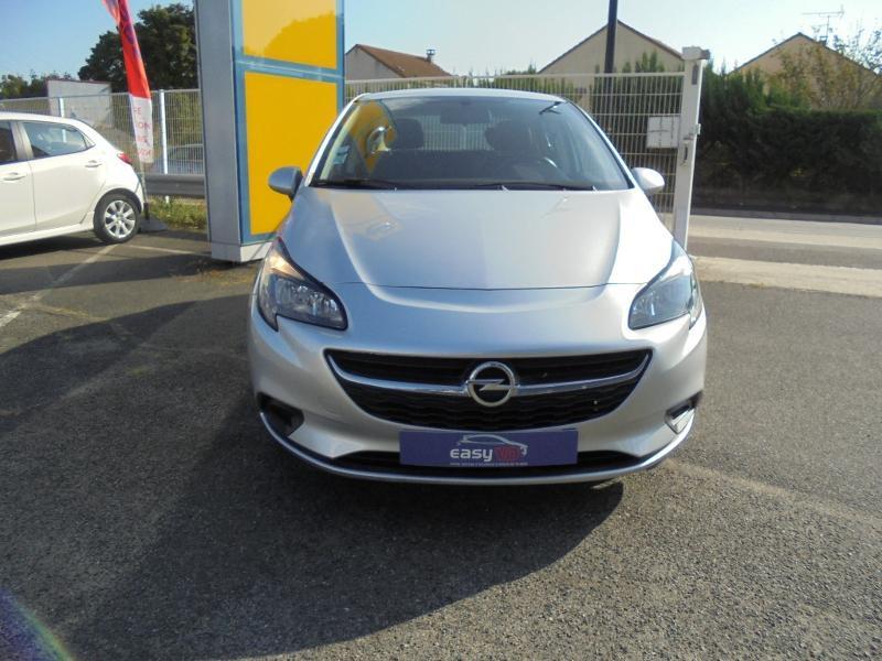Opel Corsa 1.4 90ch Edition 5p Gris occasion à Corbeil-Essonnes - photo n°2