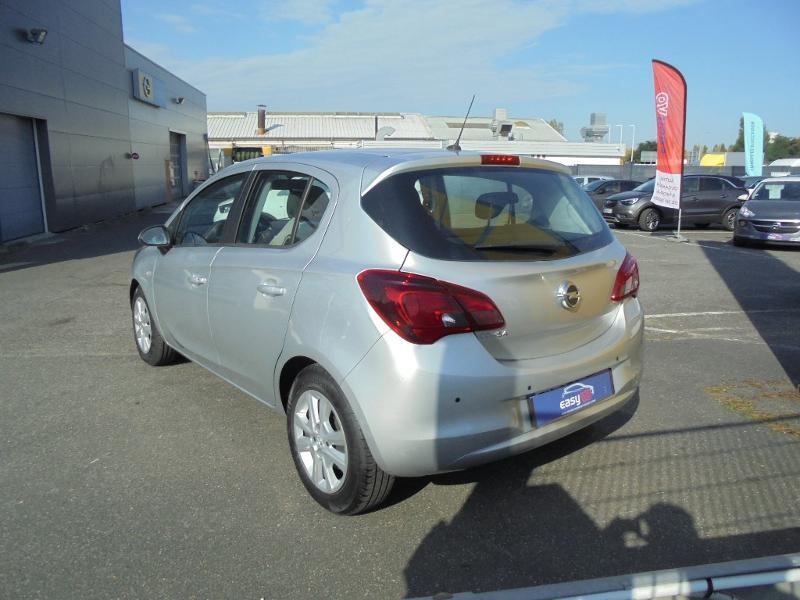 Opel Corsa 1.4 90ch Edition 5p Gris occasion à Corbeil-Essonnes - photo n°5