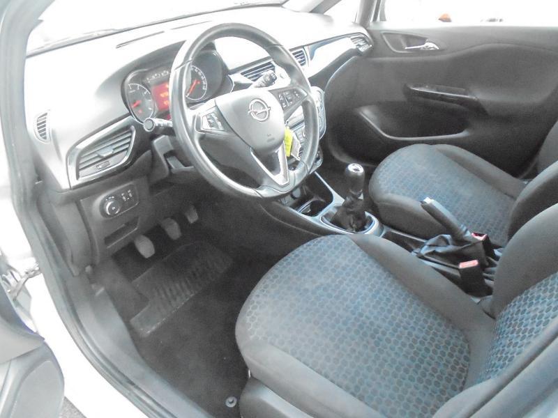 Opel Corsa 1.4 90ch Edition 5p Gris occasion à Corbeil-Essonnes - photo n°14