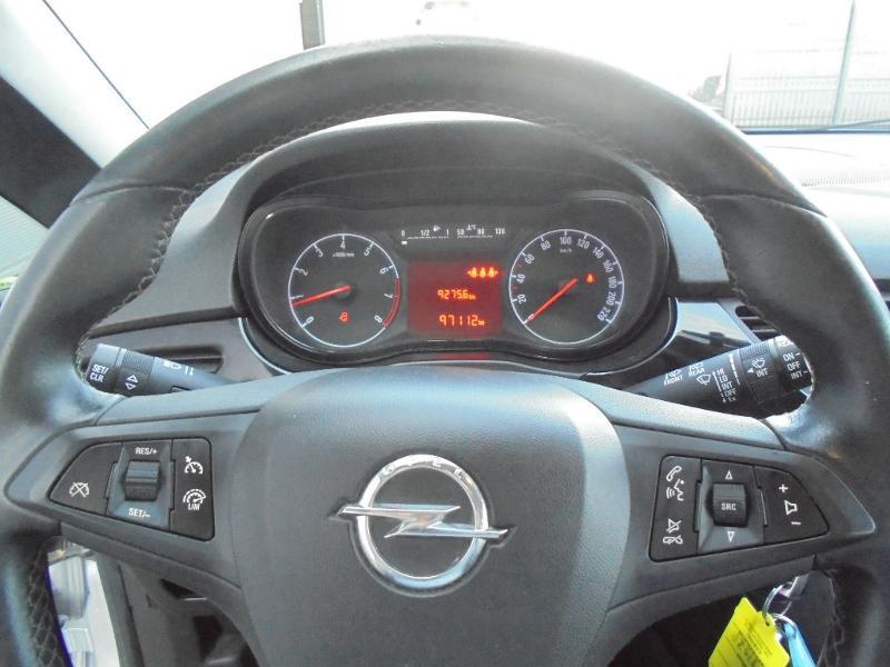 Opel Corsa 1.4 90ch Edition 5p Gris occasion à Corbeil-Essonnes - photo n°16