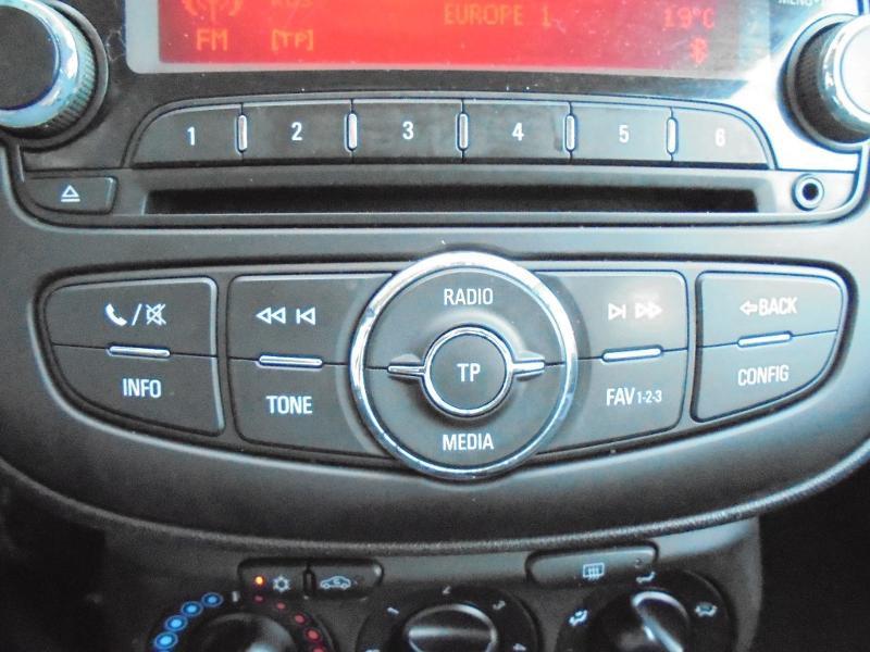 Opel Corsa 1.4 90ch Edition 5p Gris occasion à Corbeil-Essonnes - photo n°20