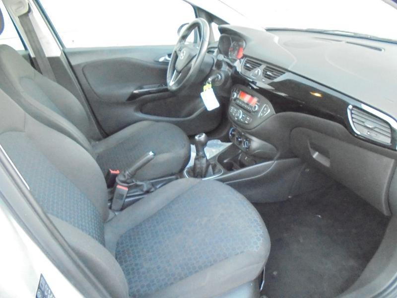 Opel Corsa 1.4 90ch Edition 5p Gris occasion à Corbeil-Essonnes - photo n°8