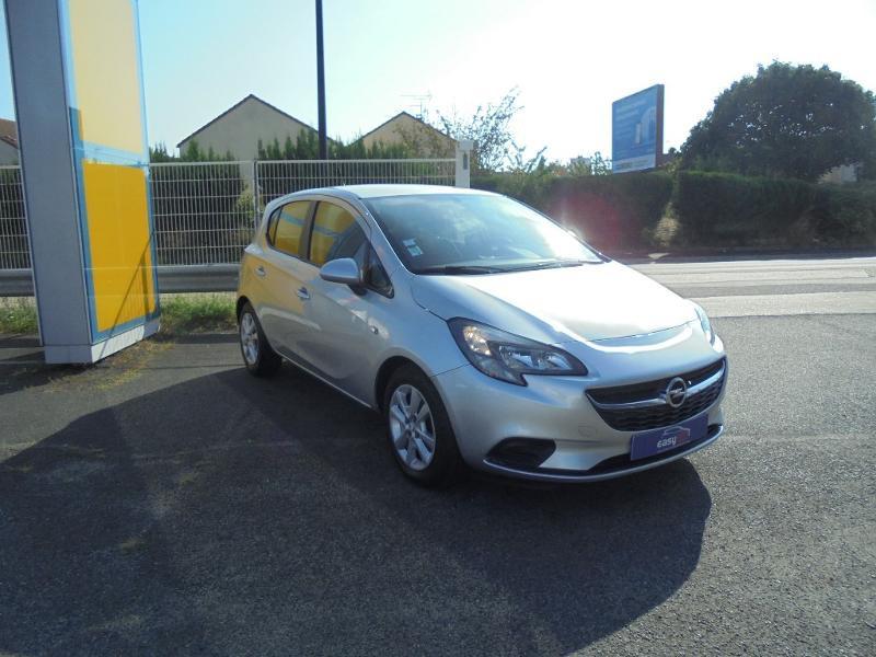 Opel Corsa 1.4 90ch Edition 5p Gris occasion à Corbeil-Essonnes