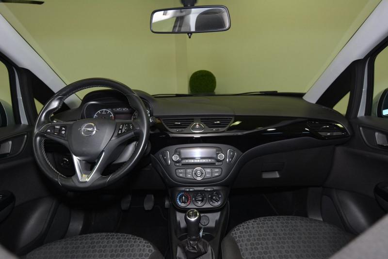 Opel Corsa 1.4 90CH EDITION 5P Gris occasion à Quimper - photo n°7
