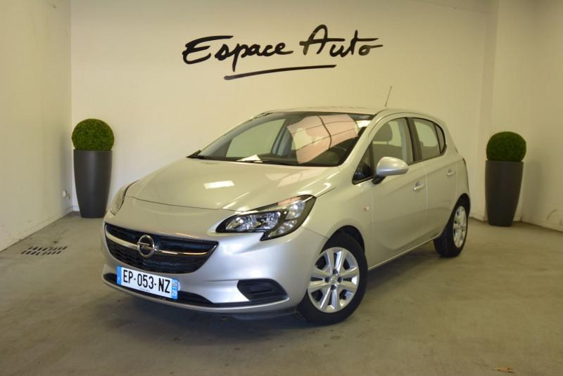 Opel Corsa 1.4 90CH EDITION 5P Gris occasion à Quimper