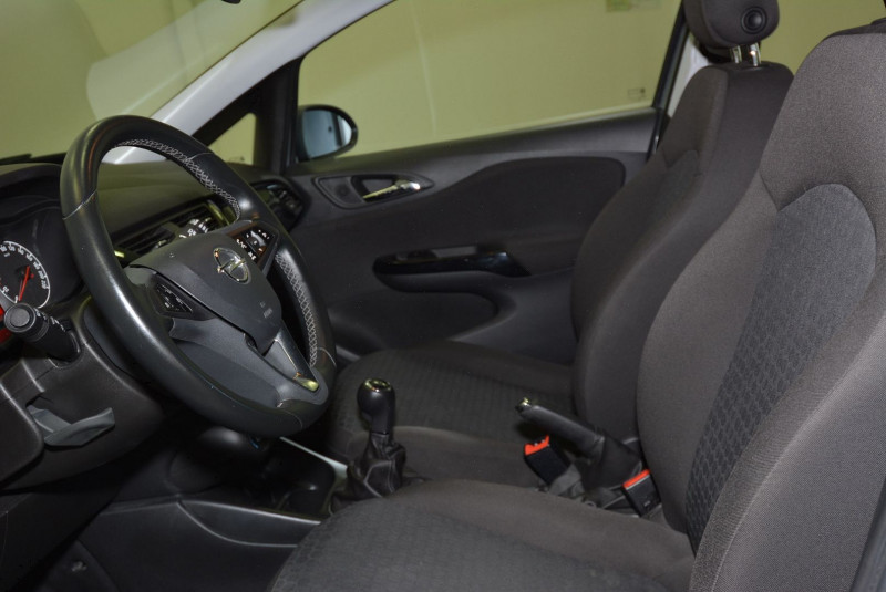 Opel Corsa 1.4 90CH EDITION 5P Gris occasion à Quimper - photo n°3