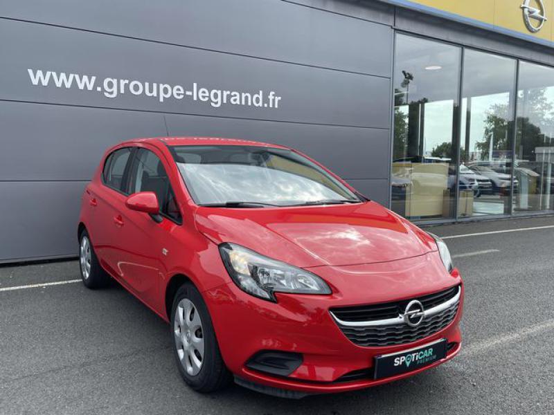 Opel Corsa 1.4 90ch Enjoy Start/Stop 5p  occasion à Le Mans