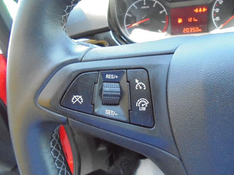 Opel Corsa 1.4 90ch Enjoy Start/Stop 5p Rouge occasion à Vert-Saint-Denis - photo n°17