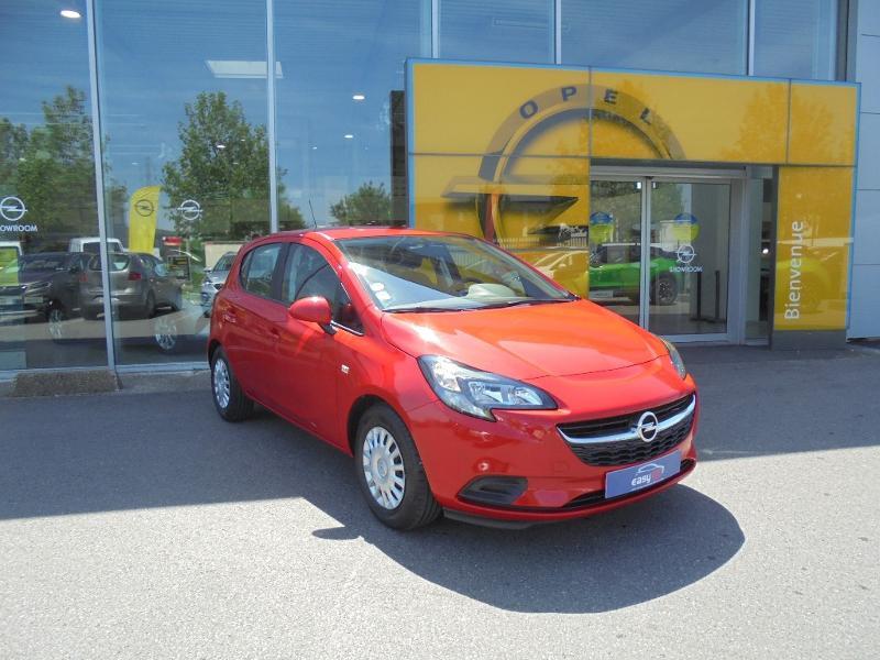 Opel Corsa 1.4 90ch Enjoy Start/Stop 5p Rouge occasion à Vert-Saint-Denis