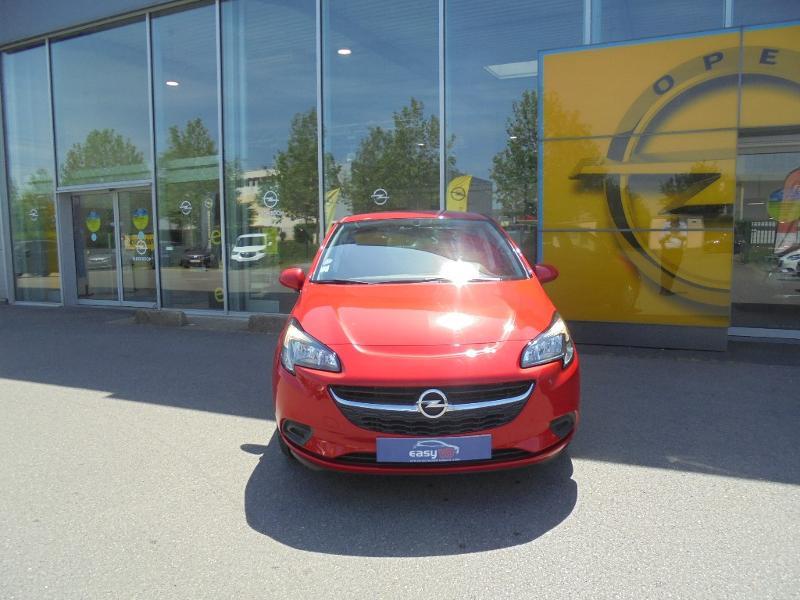 Opel Corsa 1.4 90ch Enjoy Start/Stop 5p Rouge occasion à Vert-Saint-Denis - photo n°2