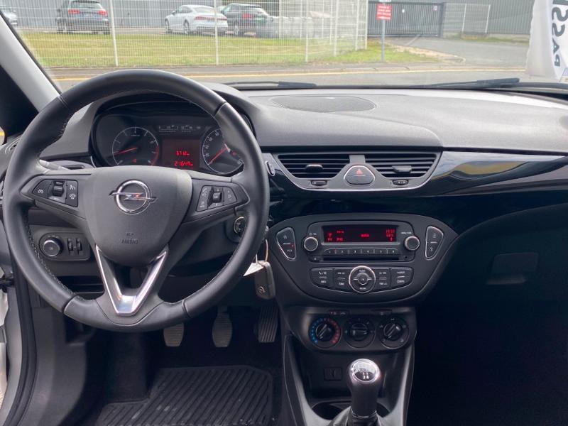 Opel Corsa 1.4 90ch Enjoy Start/Stop 5p Gris occasion à Samoreau - photo n°5