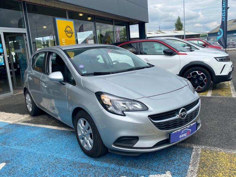 Opel Corsa 1.4 90ch Enjoy Start/Stop 5p Gris occasion à Samoreau